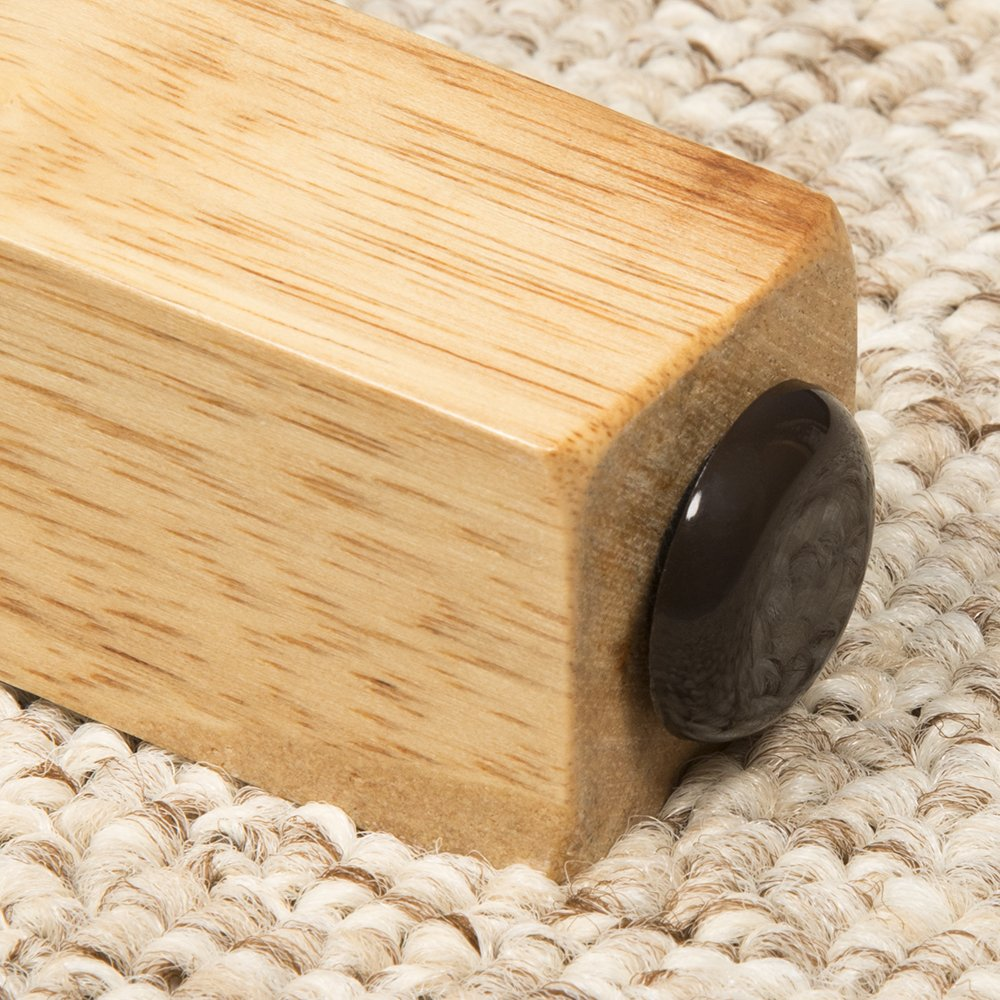 4 Piece Tan SuperSliders  Self-Stick Furniture Sliders for Carpeted Surfaces 2-1//4 Round