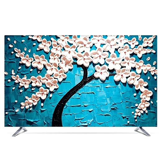 Byrhgood Cubierta de Silla Televisores de tamaño Multi TV Cubierta ...