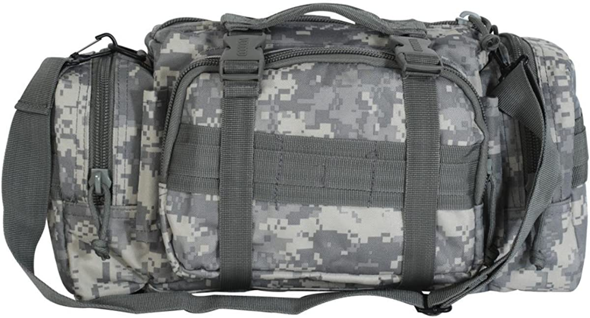 VooDoo Tactical Enlarged MOLLE Deployment Bag