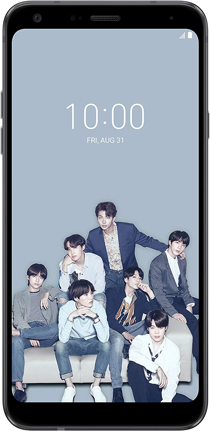 Amazon Com Lg Electronics Lg Q7 Limited Edition Bts Factory