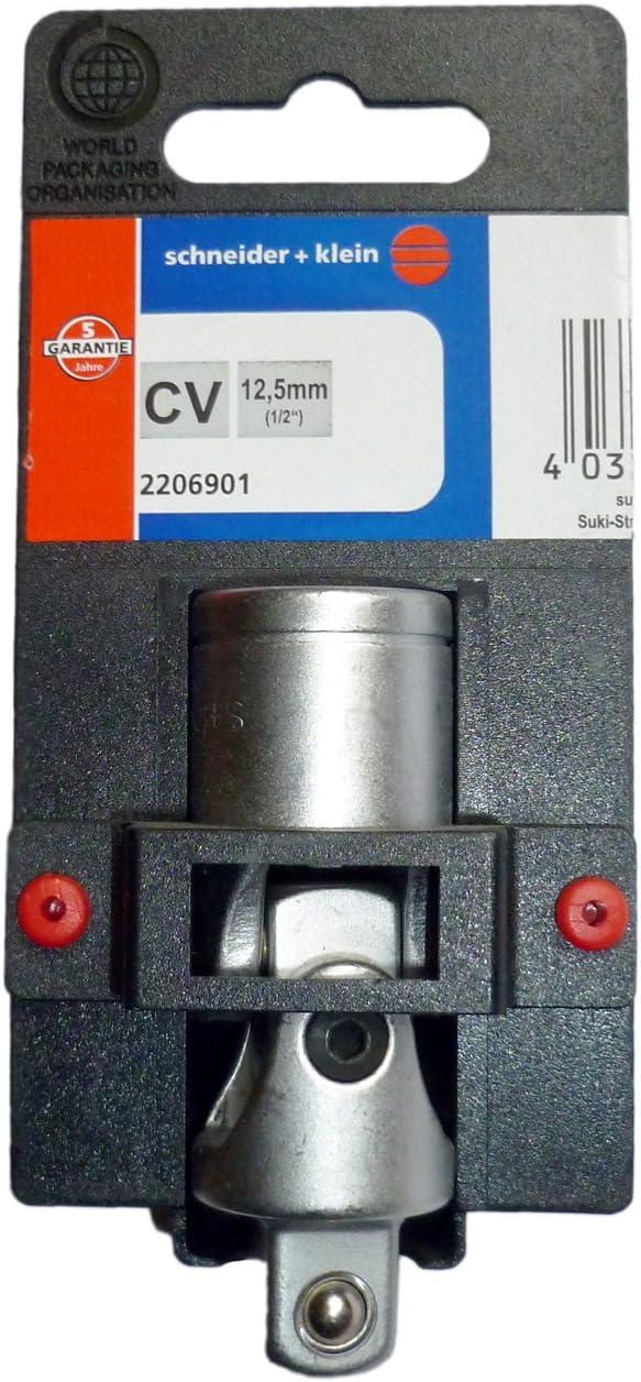 s K Junta card/án 1//2/cromo vanadio Articulaci/ón Llave 2206901