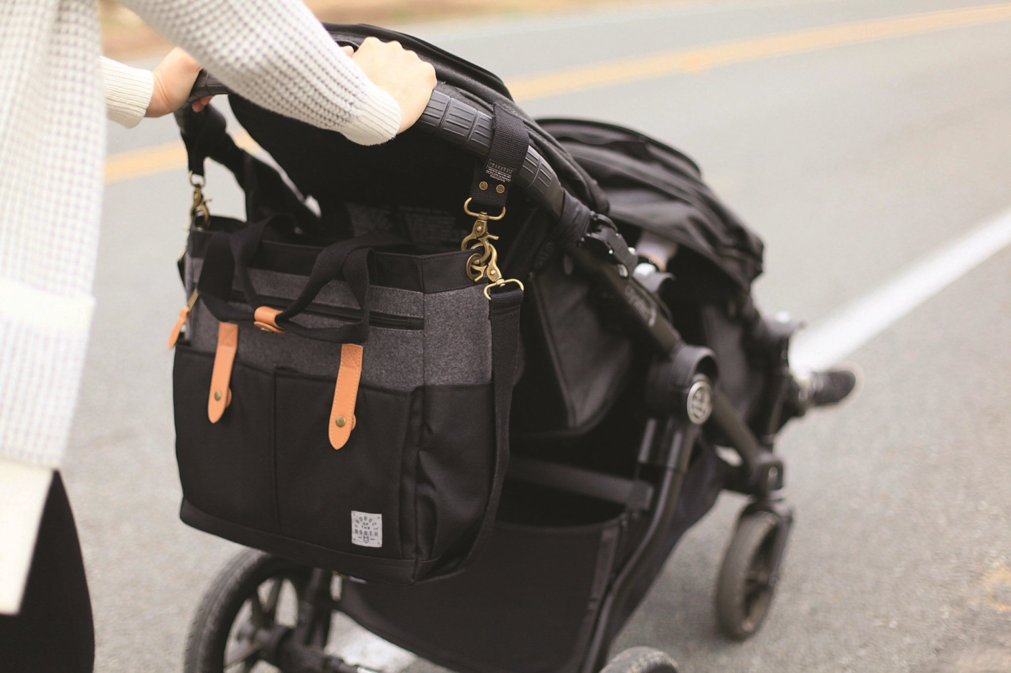 Product of the North - Stroller Strap Kit by Product of the North (Image #3)