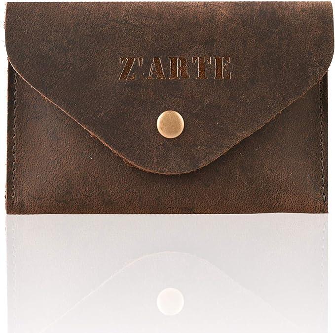 Z'arte Personalisierbare Slim Kartenhalter Vordertasche