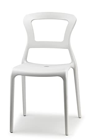 DecoAmazon Chaises Lot De Blanches 6 Design Scab Pepper O8wPn0k