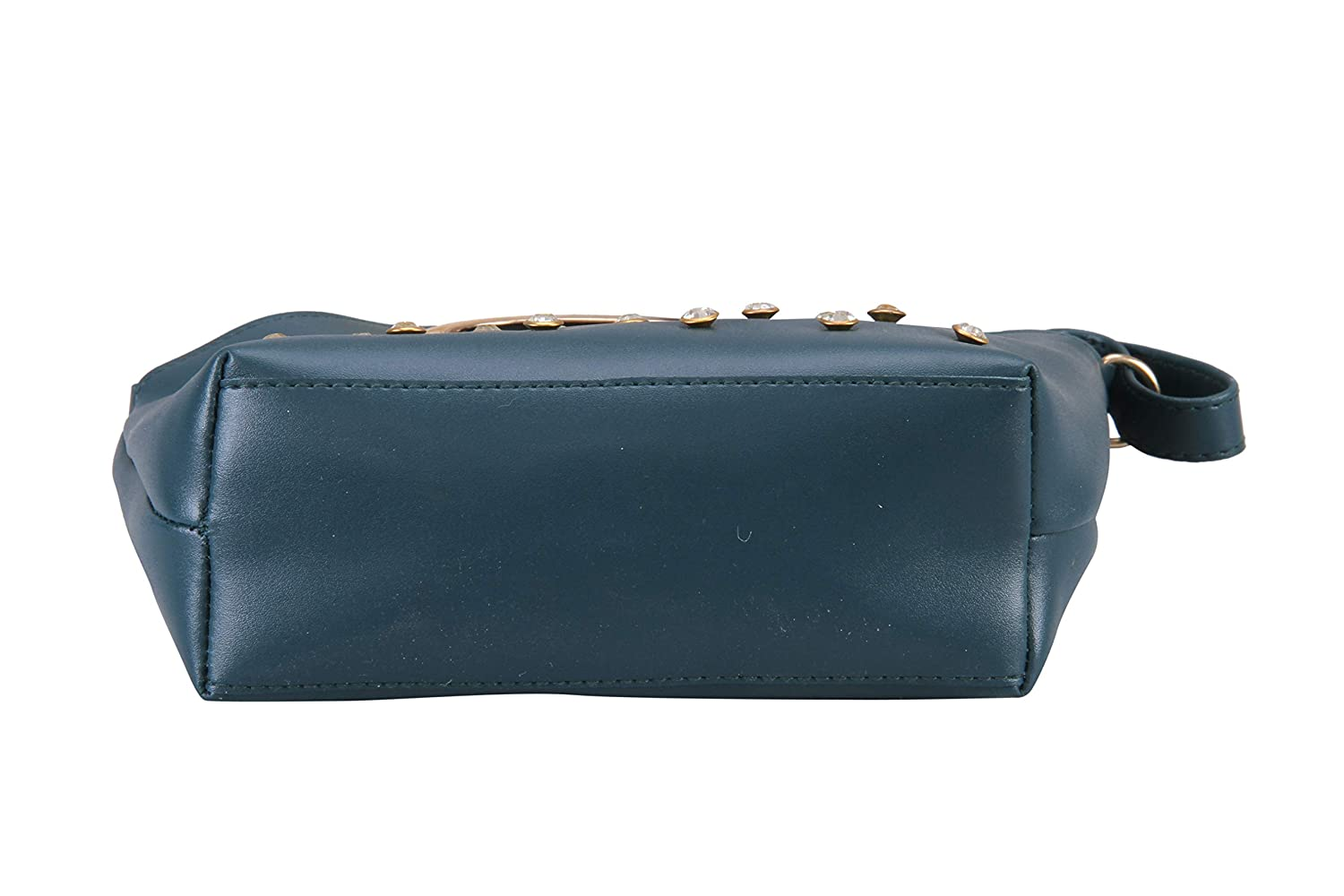 815a83bbd54 Aizah s Latest Sling Bag for Women (PINE GREEN)  Amazon.in  Shoes   Handbags