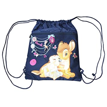 nouveau produit dc630 e92f8 Disney Bambi Sac à dos Sac pour l'ecole Cartable Bleu Loisir ...