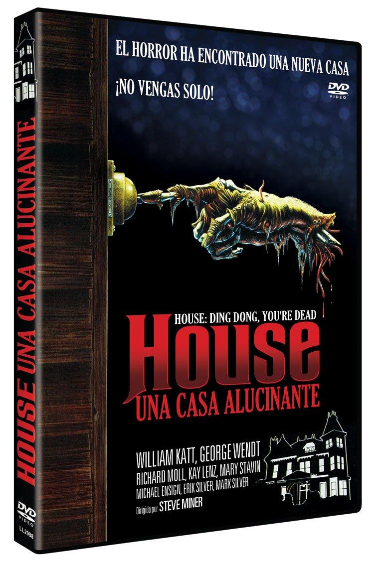 House, Una Casa Alucinante DVD 1986 House: Ding Dong, Youre ...