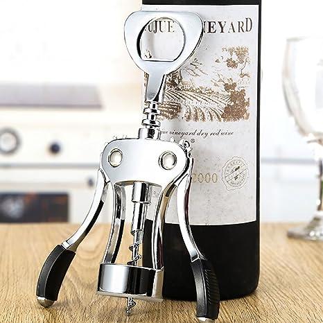 Amazon.com: PREMIUM Vino Sacacorchos abrebotellas de vino ...