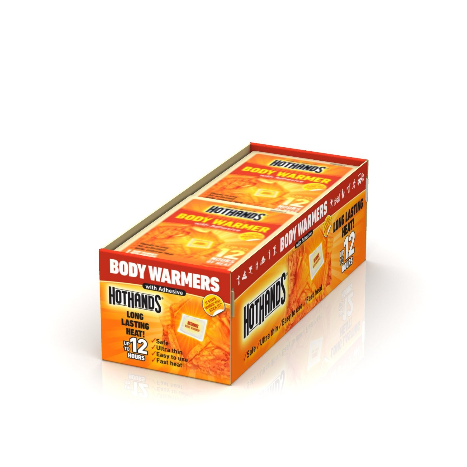 Hothands Adhesive by HotHands   B00R700YWA