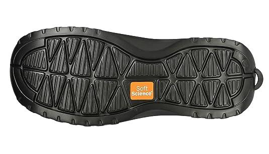 brand new d9ecf e5964 SoftScience Terrain Ultra Lyte Hiking Boot,Black Cotton ...