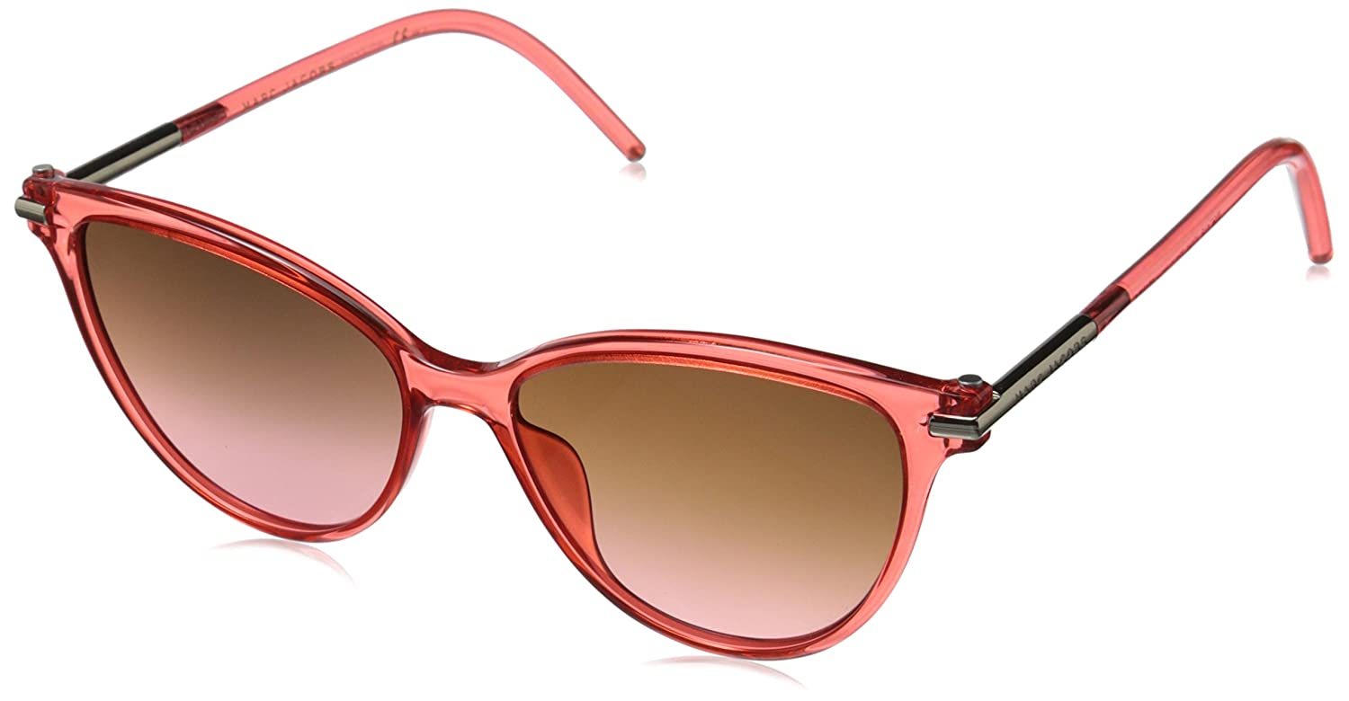 Marc Jacobs Women 47/S FX TOT 53 Sunglasses, Red Brown Coral MARC47S