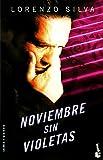 Noviembre sin violetas (Crimen y Misterio)