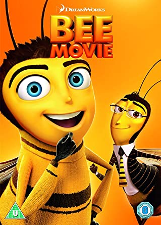 Amazon.com: Bee Movie (2018 Artwork Refresh) [DVD]: Movies & TV