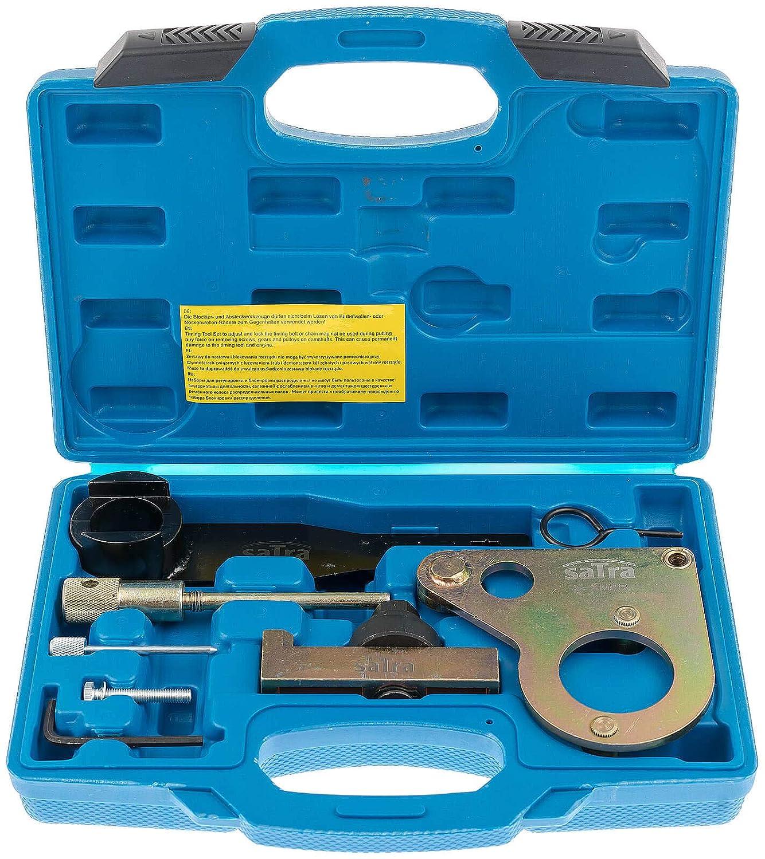 8 piezas Satra S-XM9R Juego de herramientas para ajuste de motor para Nissan Renault Opel