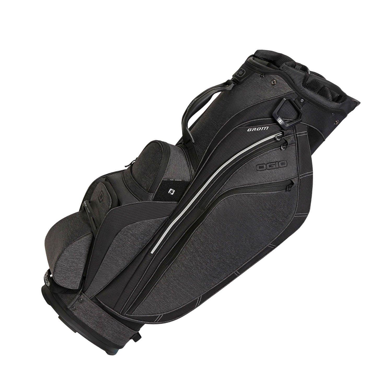 OGIO Grom Cart Bag, Dark Static