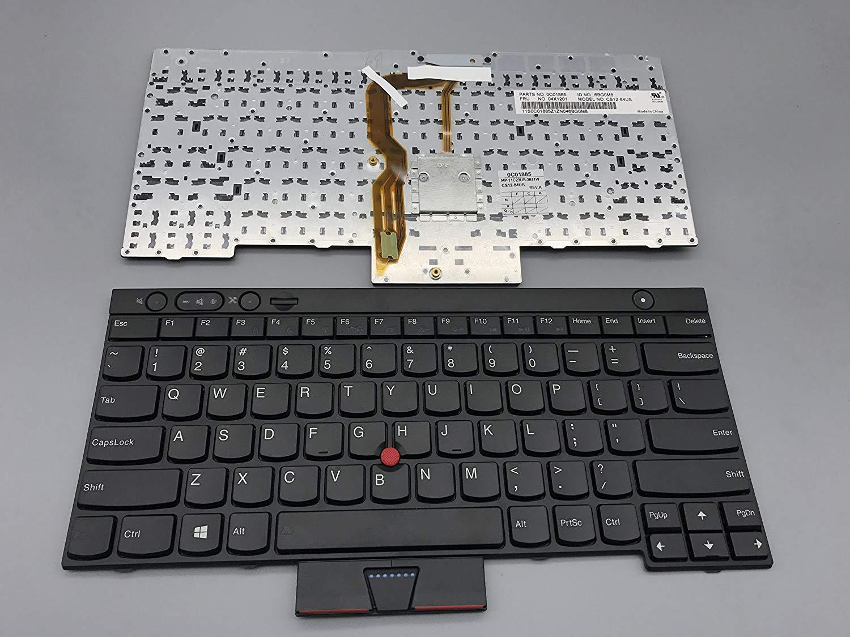 Sierra Blackmon Keyboard for Lenovo Thinkpad T430 T430S T430I (Not Fit T430U) X230 X230T X230I (Not Fit X230S) T530 W530