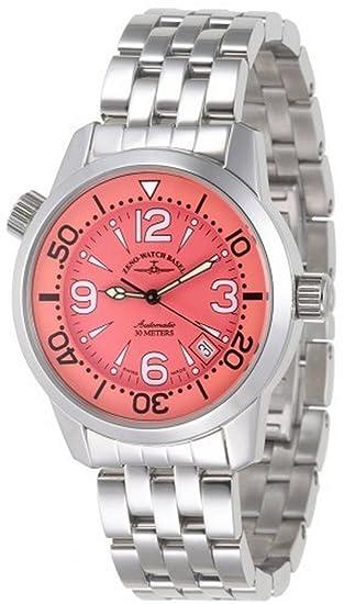 Zeno-Watch Reloj Mujer - Fellow Color - 6003-a7M
