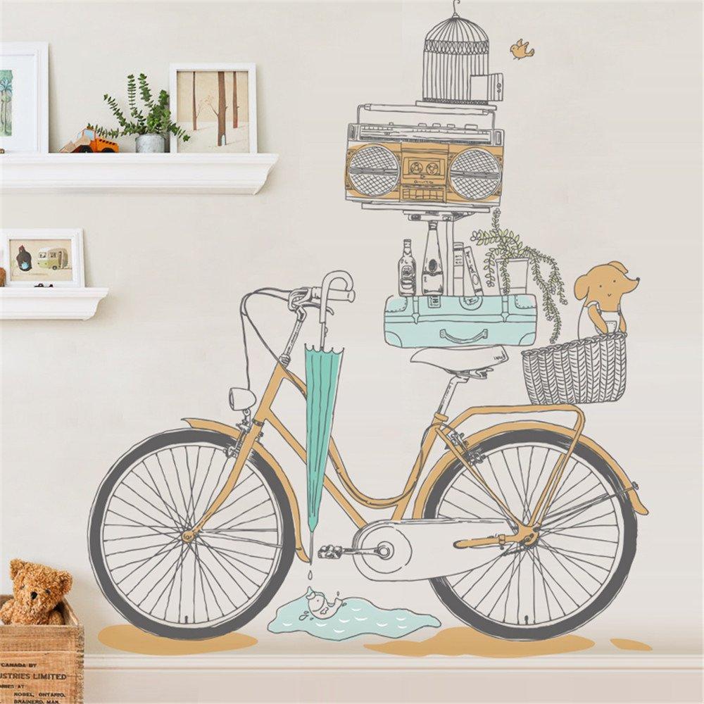 Smncnl Stilvolle und elegante Wohnzimmer Dekoration Wall Sticker ...