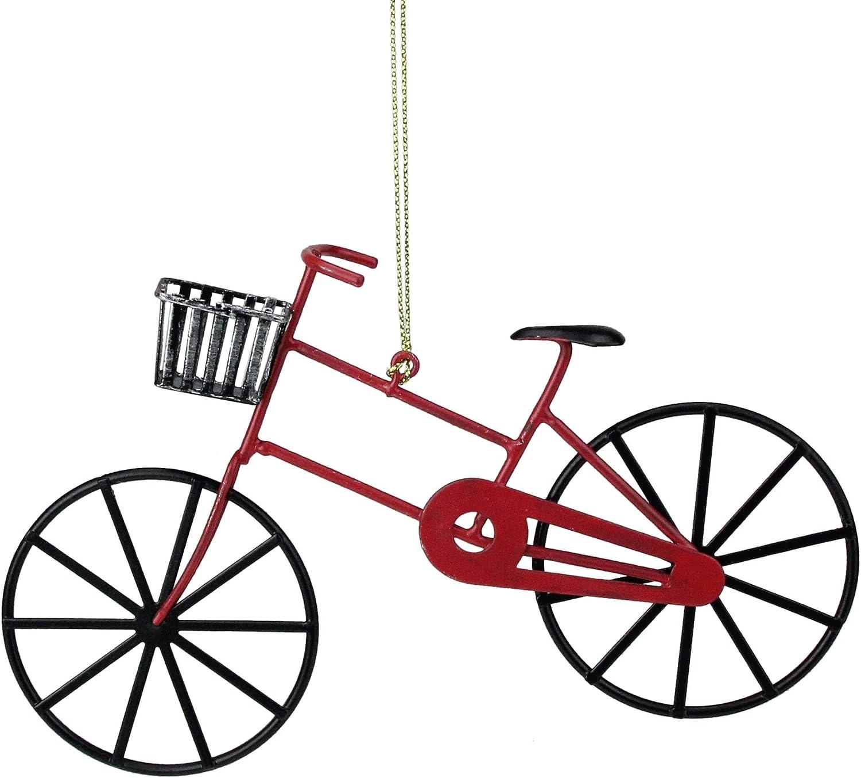Northlight - Adorno de Navidad para Bicicleta, diseño Vintage ...