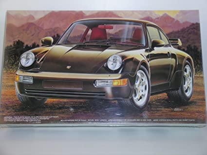 "Fujimi ""Porsche 911 Turbo 91 Blackstar"" ..."