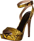 Nicole Miller Women's Clark Platform Sandal