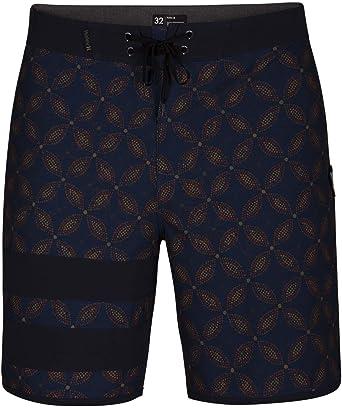 Hurley Phtm Block Party Drum Circle 18 Pantalones Cortos Hombre