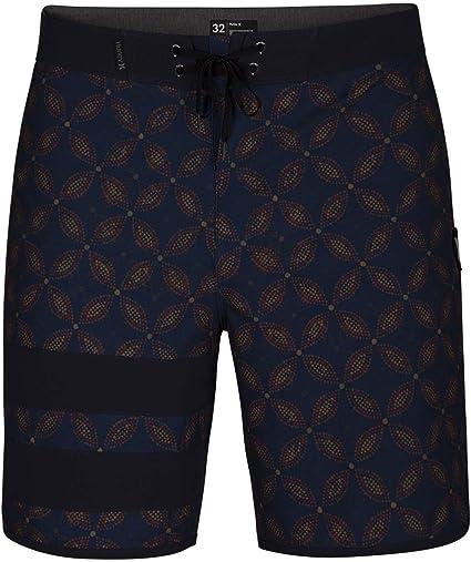 Hurley Phtm Block Party Drum Circle 18' - Pantalones Cortos Hombre