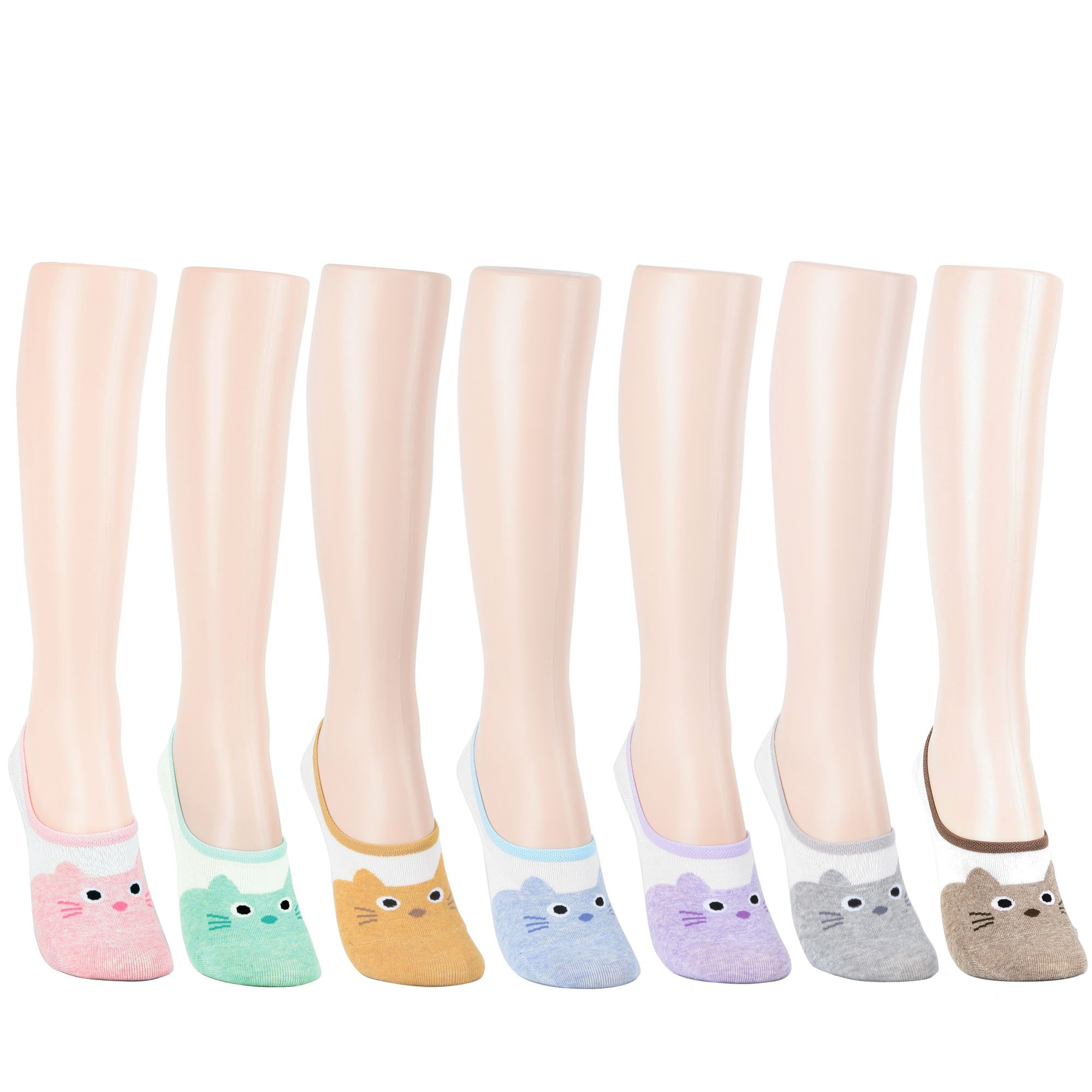 Women's No-show Casual Liner Socks