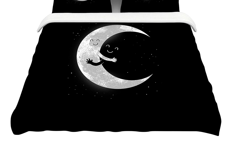 Kess InHouse Skye Zambrana Silhouette 23 x 23 Square Floor Pillow