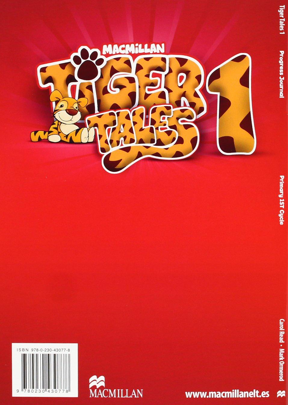 TIGER 1 Pb Pack - 9780230430778: Amazon.es: Read, C., Ormerod, M.: Libros en idiomas extranjeros