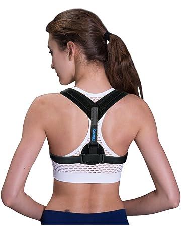 ecd3d887af Posture Corrector Spinal Support - Physical Therapy Posture Brace for Men  or Women - Back