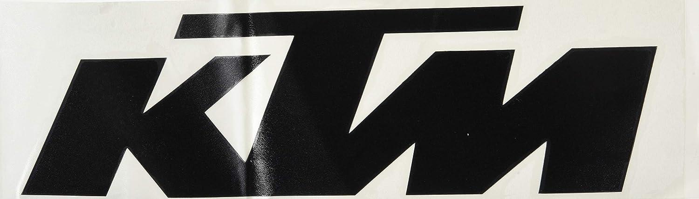 Factory Effex 19-94558 Black 5 Die-Cut Sticker