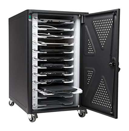 Inspirational Laptop Storage Cabinet with Power