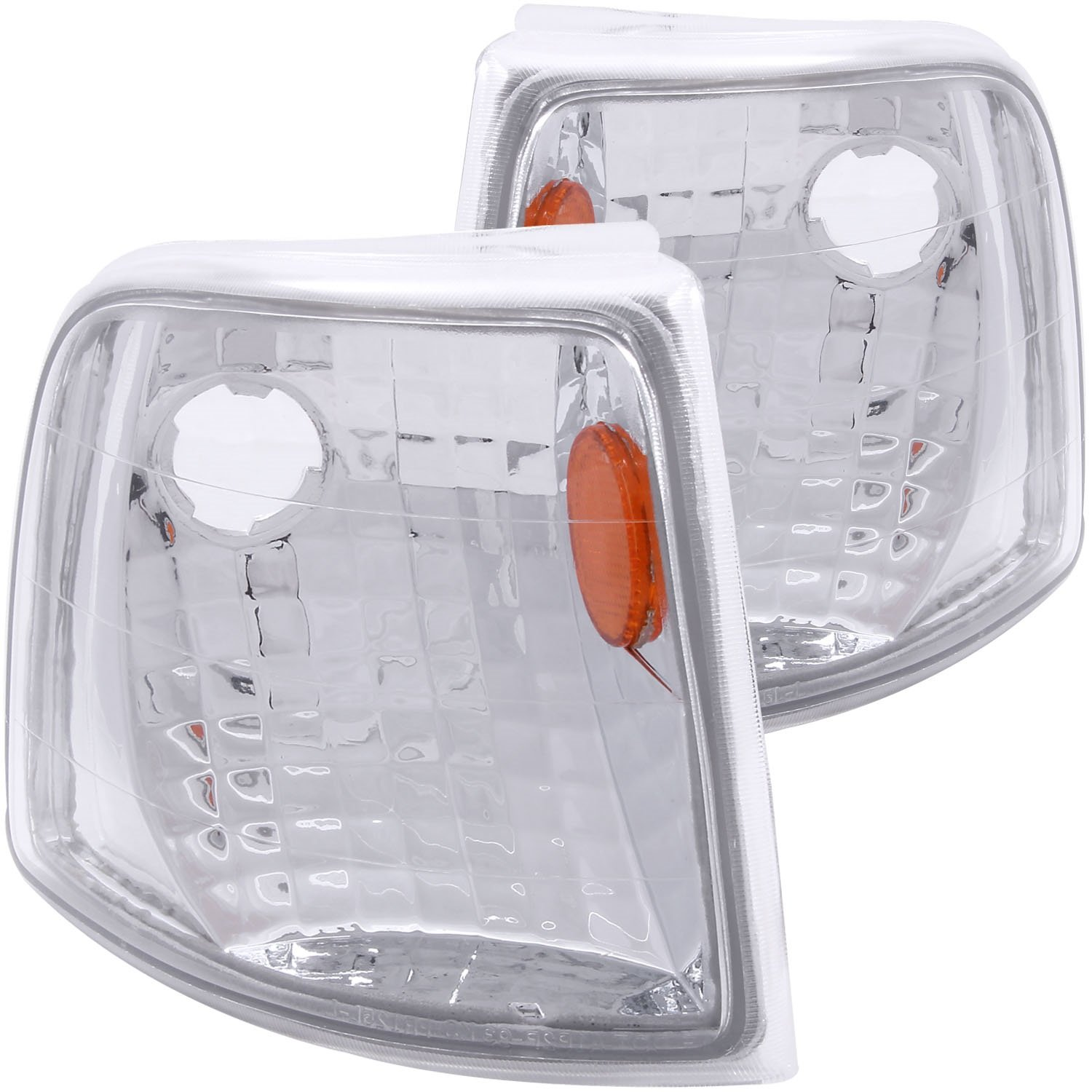 Anzo USA 521017 Ford Ranger Euro w/Amber Reflector Cornering Light Assembly - (Sold in Pairs)