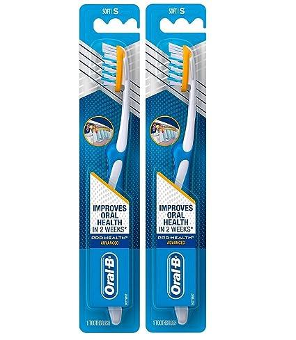 Oral-B Pro-Health cerdas Pro-Flex CrossAction cepillo de dientes manual,