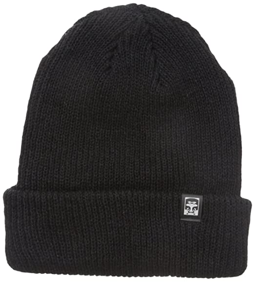 Obey 22417A040 Beanie Unisex  Amazon.it  Abbigliamento 40806f5db10f