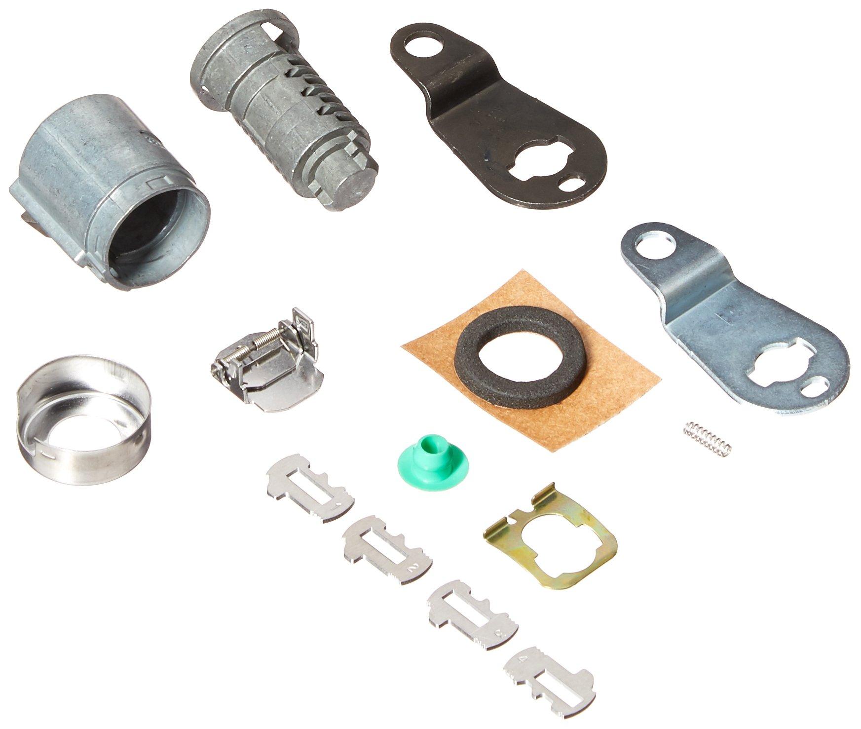 Genuine GM 15783575 Door Lock Cylinder Kit, Front
