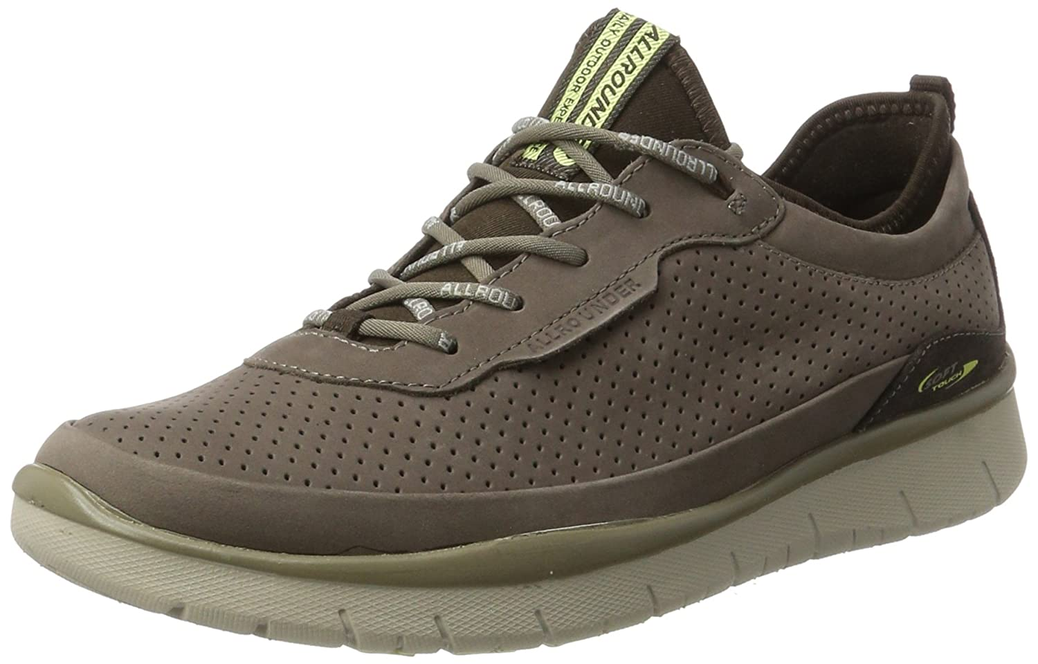 Allrounder by by by Mephisto Herren Maniko Outdoor Fitnessschuhe d0db9b