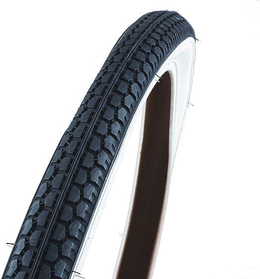 2 Schwalbe Schläuche AV 2x CST Reifen   47-559 26x1.75x2 schwarz- weiß inkl