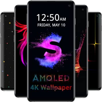 Amazon Com Amoled Wallpapers 4k Black Dark Background