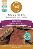 Good Dee's Blondie Mix-Low Carb, Sugar Free, Gluten Free, 8 oz