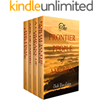The Frontier People of America: A box set of American History