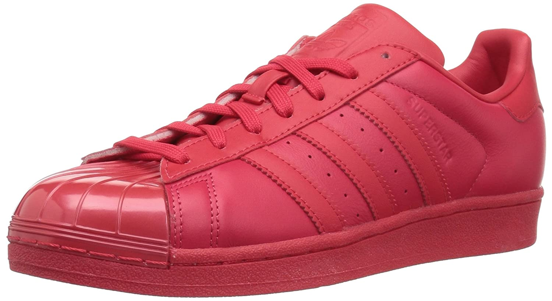 dama Adidas Originals Mujer Superstar Glossy Toe W Fashion Sneaker 100% Garantizado
