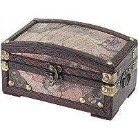 HMF 6405-117 Caja de Joyas de Madera |