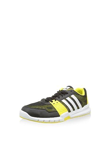 online retailer 9efae 7c454 adidas Essential Star .2 - Zapatillas de Cross Training para Hombre, Color  Negro Blanco Amarillo, Talla 47 1 3  Amazon.es  Zapatos y complementos