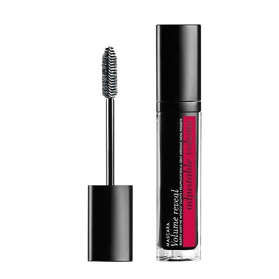 2549350135d Bourjois Volume Reveal Adjustable Volume Volumizing Mascara 31 Black 6ml:  Amazon.co.uk: Beauty