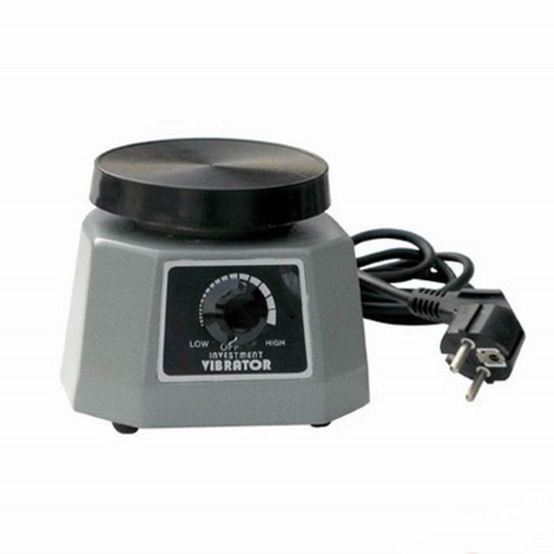 Zgood /équipement de laboratoire dentaire Vibromasseur Shaker Oscillateur Investissement 10,2/cm Round Jt-14