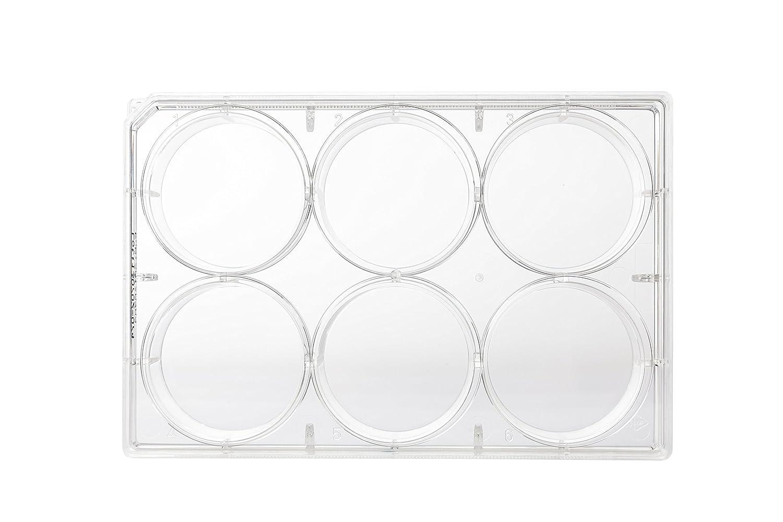 Neolab C 8110Multi Test Plates 6Well Flat, 34.7mm Dia x 9.15m² 16ml (Pack of 100) 34.7mm Dia x 9.15m² 16ml (Pack of 100) C-8110