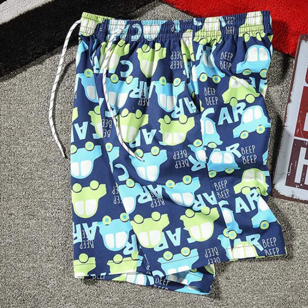 Mens Swim Trunks Mens Summer Casual Swimming Shorts Beach Board Shorts GFTA Mens Board Shorts