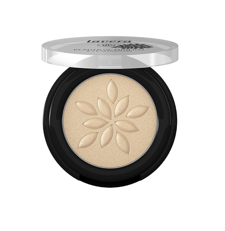 lavera Fard à paupières - Beautiful Mineral Eyeshadow - Mono Pearly Rose 02- poudres compactées - Cosmétiques naturels - Make up - Ingrédients végétaux bio - 100% Naturel Maquillage (2 g) 1052180